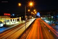 İzmit'te bir gece çekimi - Fotoğraf: Murat Orhan