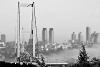 O Sabah Da İstanbul'da Sis Vardı