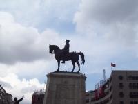 Atatürk Heykeli -2 (ulus / Ankara)