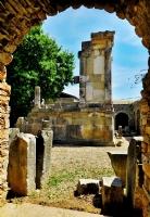 Roma Anıt Mezarı-ıasos/kıyıkışlacık