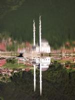 Uzungöl Camisinin Yansıması