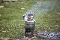 Kömür Ateşinde Çay