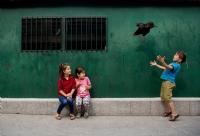 hayata en geriden başlayabilmek - Fotoğraf: Murat Uğuz