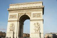 Arc De Triumph-zafer Takı