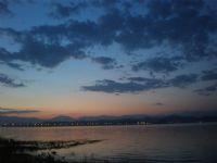 Toroslarda Günbatımı