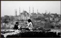 İstanbuldan..