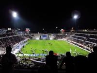İnönü Stadı'nda Fetih Coşkusu