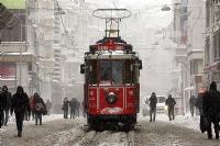 İstanbul Dan Kar Lekeleri...