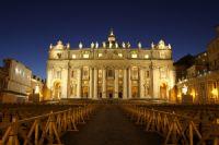 Vatikan Saint Peter Basilica
