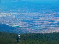 Teleferikten Bursa