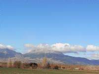 Dağ Ve Bulut
