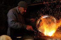 Mardin'de Kalaycı Ustası