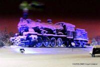 Üşüyen Tren
