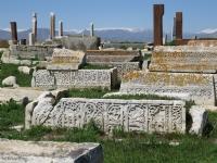 Erciş Tarihi Karakoyunlu Mezarlığı