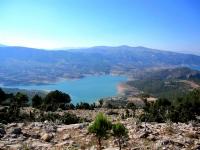 Kemer Barajından Görüntü, Aydın