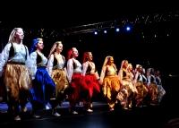 Lüleburgaz Folk Dans Festivali -karadağ