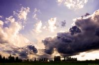 Marzahn`da Bulutlu Bir Gün