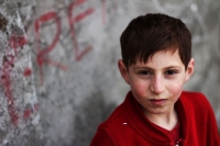 Suriyeden Misafir Küçük Muhammed