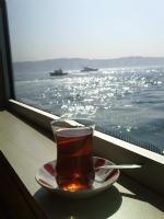 Bir Bardak Çay Ve İstanbul