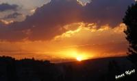 Gün Batımı  Ankara