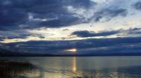 Beyşehir Gölü'nde Akşamüstü..