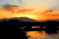 Beyşehir Gölü Gün Batımı