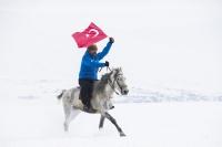 Çıldır Türk Bayrağı