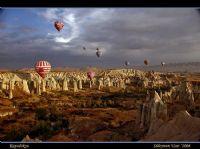 11 Balonla  Kapadokya