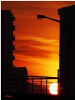 Güneş Doğunca...