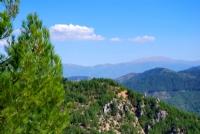 Sandras Dağı, Muğla Yolundan