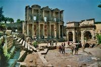 Efes Antik Kenti.  2