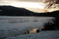 Abant Gölü...