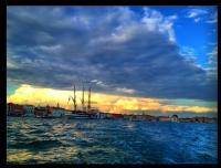 Venedik'te Bir Akşam Üzeri...