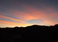 Kıyanköy'ümde Günbatımı...