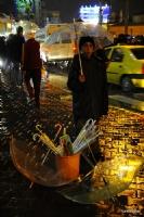 Taksim'de Yağmur Fırsatı...