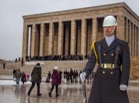 Anıtkabir Saygı Nöbeti