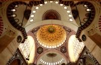 Süleymaniye Camii-iç Mekan