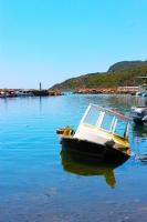Assos , Antik Liman