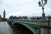 Big Ben Ve Thames Nehri