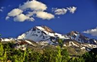 Dağa Sevdalı Bulutlar
