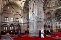 Fatih Cami Ziyaretçileri
