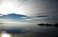 Deniz Ve Bulutlar
