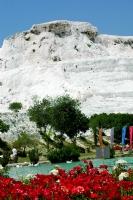 Pamukkale Manzarası, Denizli
