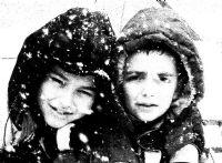 Kar Ve Çocuklar
