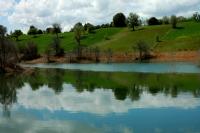 Tavas Yenidere Baraj Gölü