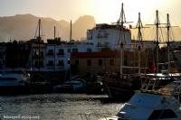 Girne Limandan Bir Kare