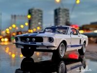 "Miniciks  Hayatlar ""1967 Mustang Shelby Gt 500 """