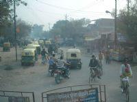 Agra'da Ulaşım...
