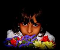 Çiçekler İçinde En Güzel Çiçek