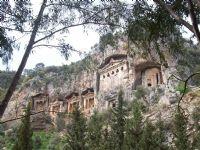 Dalyan Kaya Mezarları